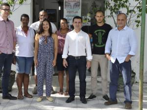 Nova direção da FUNDAC faz análise de atividades e contratos em andamento