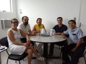 Fundac discute parcerias com secretarias municipais de Ubatuba