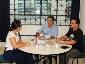 FundArt e Fundac se reúnem para tratar de projetos socioculturais