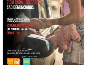 18 de Maio: Dia Nacional de Combate ao Abuso e à Exploração Sexual contra Crianças e Adolescentes