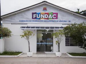 Fundac Ubatuba realiza obras de revitalização e ampliação de infraestrutura