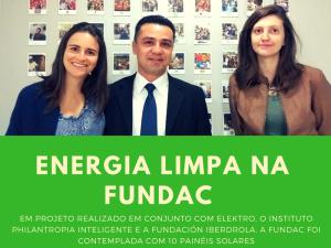 Energia Limpa na FUNDAC