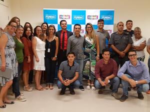 """Fundac Ubatuba inicia execução do projeto """"Costurando a Rede"""""""